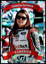 2018 Donruss Classics Cracked Ice #19 Danica Patrick NM-MT 823/999 - $5.99