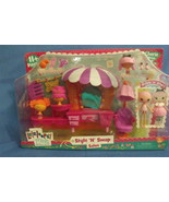 Toys Dolls New Lalaloopsy Style N Swap Salon Cherie Prim N Proper Play S... - $14.95