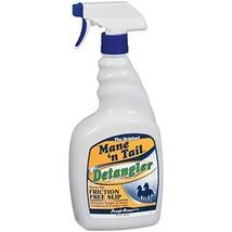 Mane 'n Tail Detangler ElIMINATES TANGLES & KNOTS 32 Ounce Sprayer - $27.10