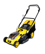 MEDAS Cordless Electric Lawn Mower Gardening Battery Powered Grass Trimm... - $816.26