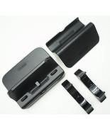 Nintendo Wii U Gamepad Black Cradle / Stand / Console Holder - $12.62