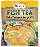 Grace Fish Tea Soup Mix, 1.6 oz - $5.73
