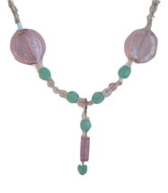 Bead necklace - $22.00