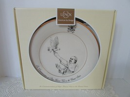 Lenox American By Design China Collector Plate Pope Francis Visit To U.S. 2015 - $24.70