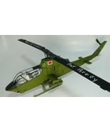 Military Aircraft Model Vietnam War Era Huey Helicopter Cobra Snake AH 1... - $1,249.00
