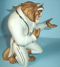 Lenox Disney My Hand My Heart Beauty & The Beast Figurine New In Box - $89.50