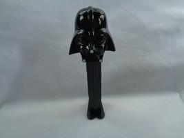 Vintage 1997 PEZ Candy Dispenser Star Wars Darth Vader Lucas Film with Feet - $1.49