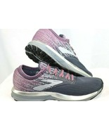 Brooks Womens Athletic Sneakers Ricochet Running Shoes Sz 9 in Excellent... - $57.74