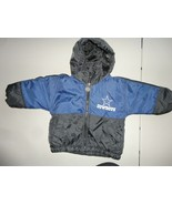 Vtg 90's Dallas Cowboys Nylon Embroidered NFL Hooded Parka Toddler 18 mo... - $34.60