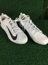 Baltimore Ravens Team Issued Nike Alpha Menace 12.5 Size Football Cleats - $49.99