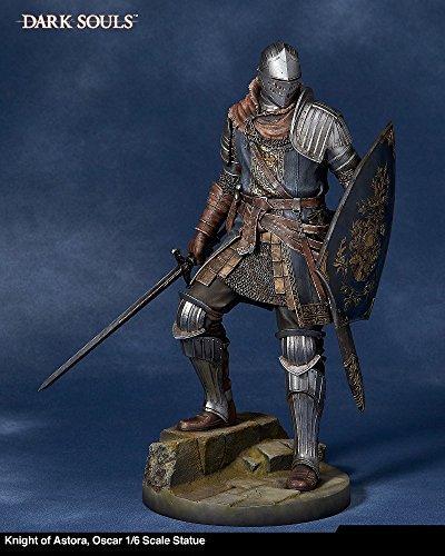 DARK SOULS dark soul Astra senior Oscar 1 / 6 scale statue
