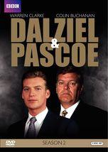 Dalziel & Pascoe: Complete Second Season 2 [DVD New] BBC TV Series - $19.99