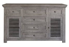 Jade Series Grey Buffet Console - $1,133.55