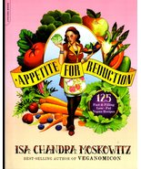 Appetite For Reduction By Isa Chandra  Moskowitz  - $11.50