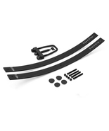 "For 1977-1997 Ford F250 F350 4WD 1.5"" - 2.5"" Lift Long Add-a-Leaf Kit WI... - $175.70"
