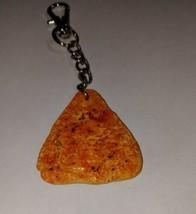 Doritos Charm Keychain Accessory Food Charm Chip Snack - $7.50