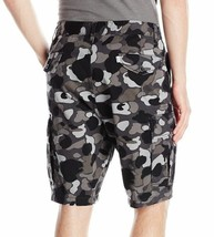Levi's Men's Duck Camo Twill Cargo Shorts Trunks Harvest Graphite 232510002 image 2