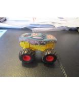 Hot Wheels Monster Jam Steel Striker Rev Tread Homemade - $19.59