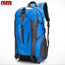 Backpack fashion student school bags nylon Waterproof Mountaineering bag... - $37.61