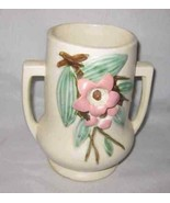 """Neat Vintage 6 1/4"""" McCOY Vase Flower - $12.39 CAD"""