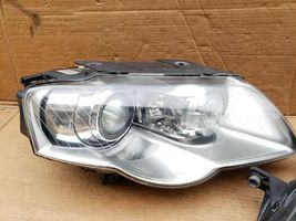 06-10 Volkswagen Passat Afs HID Xenon Headlight Head Lights Lamps Set L&R image 3