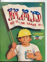 Mad-Magazine-#144-1971-Mingo-Mort Drucker-Don Martin-David Berg - $44.14