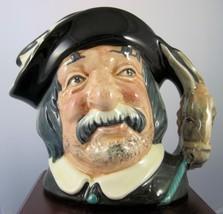 """Royal Doulton Character Jug - """"Sancho Panca"""" D5461 - $37.99"""