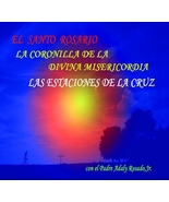 EL SANTO ROSARIO - LA CORONILLA DE LA DIVINA MISERICORDIA - $22.95