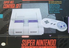 Super Nintendo Great Condition Fast Shipping - $125.94