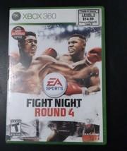 Fight Night Round 4 (Microsoft Xbox 360, 2009) - $7.18
