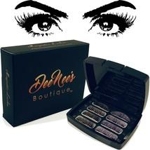 Magnetic Eyelashes 3D Reusable Long Mink False Fake Halloween Extension ... - $6.29