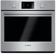 "Bosch HBL5451UC 500 Series 30"" Single Electric Wall Oven in Stainless Steel - $1,237.45"