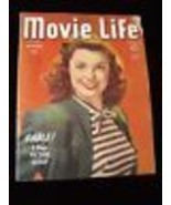 Movie Life Magazine November 1945 Esther Willams Clark Gable Peter Lawfo... - $19.00
