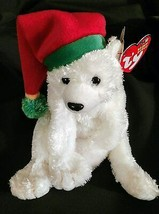 Ty Beanie Baby Snowdrift 2002 11th Generation Hang Tag NEW - $7.91