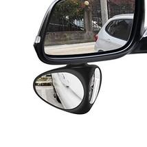SPAZEL Car Blind Spot Mirror, Automotive 360 Rotate Adjustable Stick-on ... - $15.57