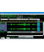 Music& Audio Recording & Editing Multi-Track Sound Software **For Windows** - $3.99