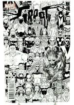 Groot #2 SDCC 2015 Diamond Retailer Variant Cover Marvel Comics Book GotG - $24.09