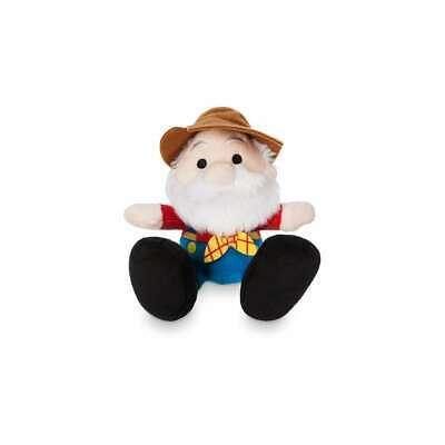 Disney Toy Story Stinky Pete Tiny Big Feet Plush Micro New with Tags