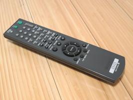 RMT-D152A DVD Remote for Sony DVP-NS325 DVP-NS325/B DVP-NS355 DVP-K870P ... - $9.49