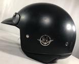 VTG Harley Davidson Drifter Motorcycle Helmet Made Italy Biker Size M/58 Riding