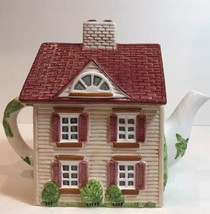 Christopher Johnson Series 1 The Village Street English Collectible Teapot #9415 - $39.59