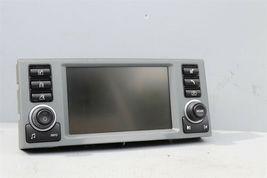 05-09 Range Rover L322 Navigation Radio Stereo Display Monitor Screen YIK500090 image 4