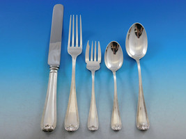 New Standish by Durgin Sterling Silver Flatware Set Service 32 pieces Di... - $1,895.00