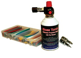 Heat Shrink & Solder Repair Kit for Insulating wires & Tools and Solderi... - $34.65