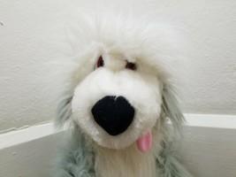 Disney Little Mermaid Max Plush Stuffed Animal English Sheepdog 17in Promo - $13.54