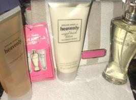Victoria Secret Dream Angels Heavenly 4Pc  Set Mist,Lotion,Wash,Clutch Purse.NEW - $86.40