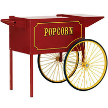 Alpha 3070150 Commercial Portable Popcorn Machine Stand - $467.50