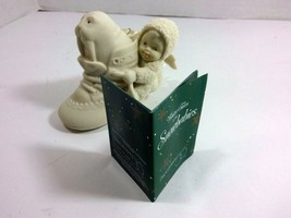 "Snowbabies by Department 56 ""Three, Four, no Room for One More"" Bisque D... - $19.79"