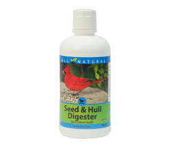 Care Free Enzymes Seed & Hull Digester Made in USA 94727D 33.9 oz. - $19.91
