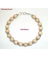 Tulsi Beads Bracelet / Tulsi Bracelet - $25.00